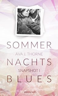 Sommernachtsblues: Romantic Lovestory (Snapshot 1) (German Edition)