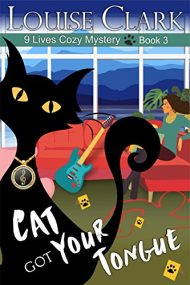 Cat Got Your Tongue (The 9 Lives Cozy Mystery Series, Book 3): Cozy Animal Mysteries