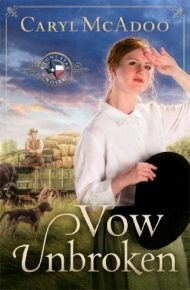 Vow Unbroken: A Novel by Caryl McAdoo (2014-03-04)