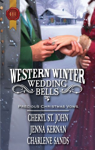 Western Winter Wedding Bells: Christmas in Red WillowThe Sheriff's Housekeeper BrideWearing the Rancher's Ring by Cheryl St.John (2010-10-01)