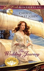 The Wedding Journey (Love Inspired Historical) by Cheryl St.John (2012-04-03)
